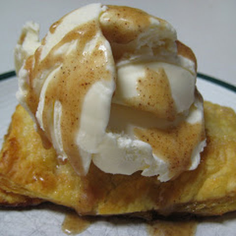 Apple Pie Puffs