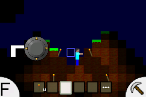 Screenshot of Overcraft Beta