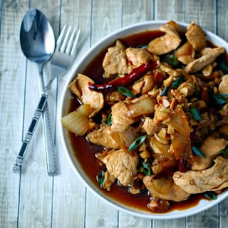 Thai Cashews with Chicken