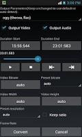 Screenshot of Media Converter