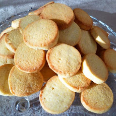 Vanilla Freezer Biscuits (Cookies) (With Variations)