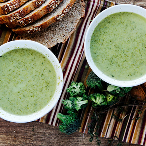 Broccoli+spinach+leek+soup Recipes | Yummly