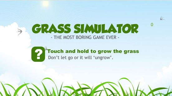 Grass Simulator - screenshot