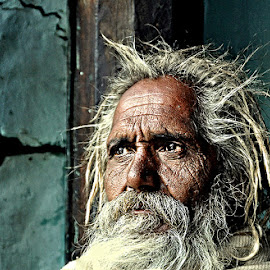 by Sathya Vagale - People Portraits of Men