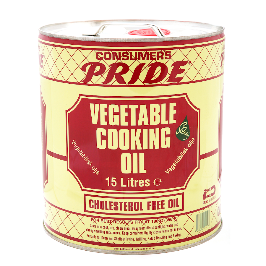 Pride Vegetable Cooking Oil