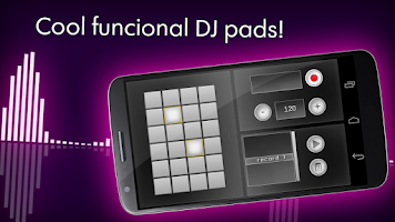 Screenshot of DJ Beat Pads