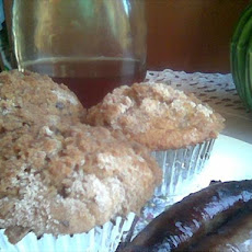 Cappuccino Muffins With Streusel Topping