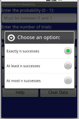 教育必備APP下載|Gaussian Probability 好玩app不花錢|綠色工廠好玩App