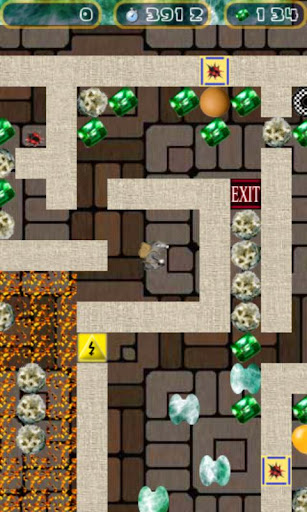 Mole Miner level pack MSR2