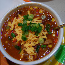 Fast, Simple, and Delicious Vegetarian Chili