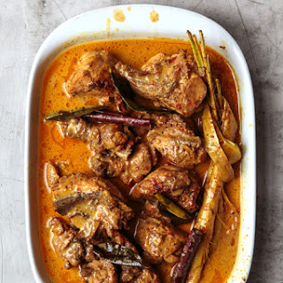 Nutmeg Chicken Curry Recipes