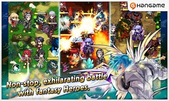 Screenshot of Fantasy Defense 2