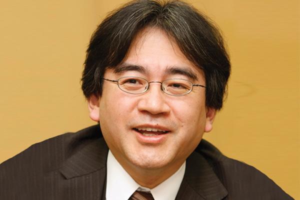 Satoru Iwata speaks of redefining Nintendo's output