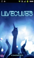 Screenshot of LiveClubs - Guia Ocio Nocturno