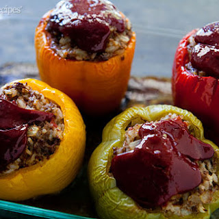 Dad's Stuffed Bell Peppers