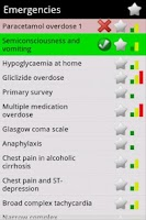 Screenshot of 400 SBAs for MedStudents Lite