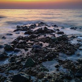 Vista by Babar Swaleheen - Instagram & Mobile Other ( 1020, nokia, uae, lumia, seaside, rocks )