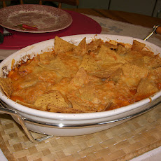 Corn Tortilla Casserole Inspired by Zaar Chefs