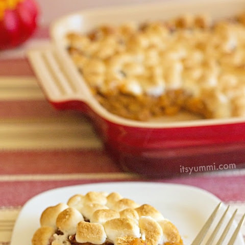Quick 'n Easy Southern Sweet Potato Casserole