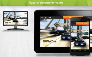 Screenshot of Splashtop 2 Remote Desktop