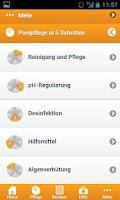 Screenshot of Poolpflege