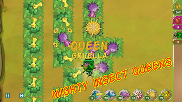 Screenshot of Bug Rush Full