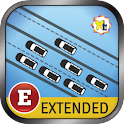 Mild Tap Traffic/Congestion E icon