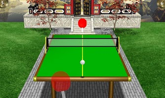 Screenshot of Zen Table Tennis Lite