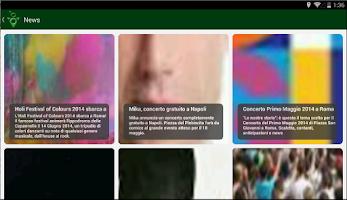 Screenshot of Muvonapp - Events