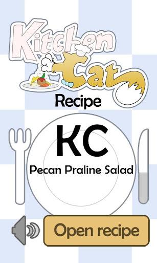 KC Pecan Praline Salad