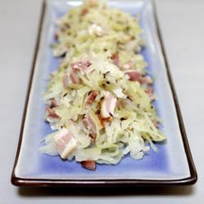 Norwegian Cabbage With Bacon