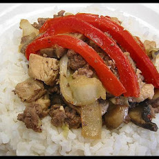 Wallen's Feisty Stir-fry