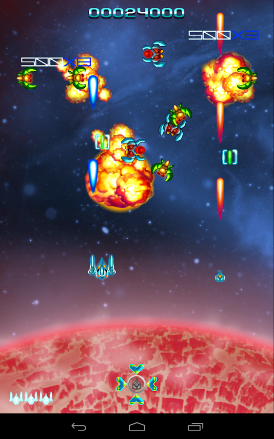Galaga Special Edition Free Screenshot 7