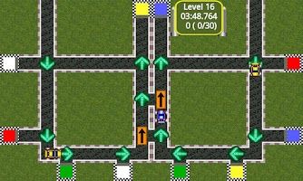 Screenshot of Traffic Chief Lite
