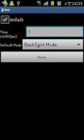 Screenshot of Flashlight - galaxy s2