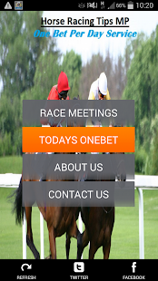 Horse racing mp onebetperday - screenshot