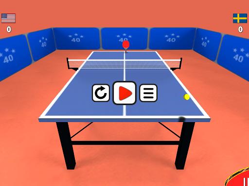 Table Tennis 3D - screenshot