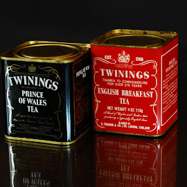 Twinings tea by Sámuel Zalányi - Artistic Objects Antiques (  )
