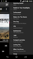 Screenshot of 10tracks Cloud Music Player