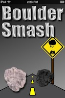 Screenshot of Boulder Smash