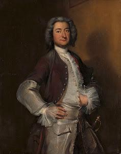 RIJKS: Cornelis Troost: painting 1740