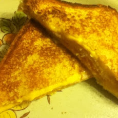 Double Grilled Cheese Sandwich