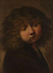 RIJKS: circle of Rembrandt Harmensz. van Rijn: painting 1643