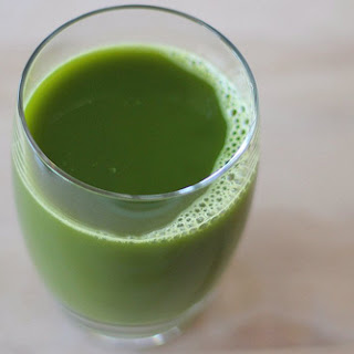 Green Lemonade Juice
