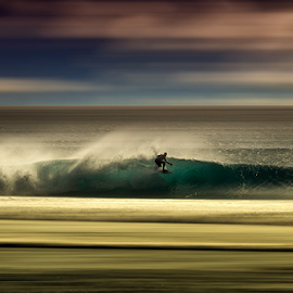 surf by Didik Mahsyar - Sports & Fitness Surfing ( desert point, surfing, sport, surf, dhm )