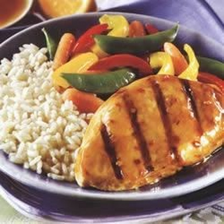 Asian Grilled Chicken Recipe   Yummly