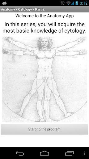 Anatomie - Zellenlehre
