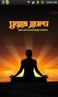 Screenshot of Yoga Guru