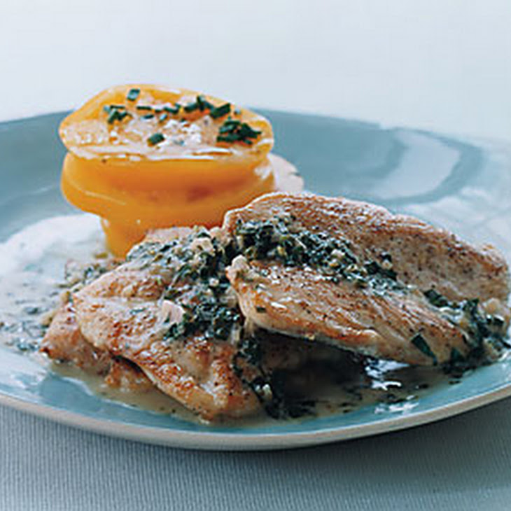 ... with tarragon 3 chicken with tarragon 1 pan seared chicken breasts