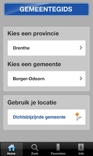 gemeentegids-voor-tablets for android screenshot
